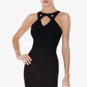 Herve Leger Little Black Dress